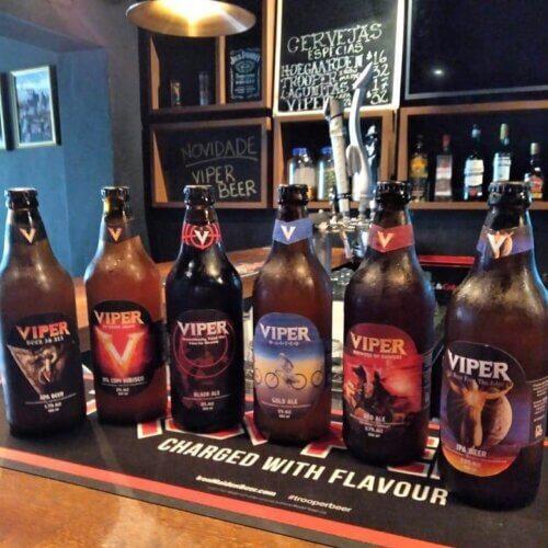 Viper Beer