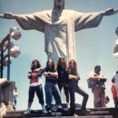 1992 05 De Dezembro No Rio De Janeiro A Banda Se Apresentou No Circo Voador Durante A Turnê 'maniacs On Tour'